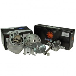 Kit Derbi Senda/GPR motor Piaggio Barikit Racing Plus BRK Cilindro 88cc d=50mm Cigüeñal carrera 45