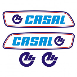 Kit pegatinas CASAL Azul
