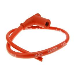 Cable de pipa de bujía y pipa de bujía NGK (CR4, 8054)