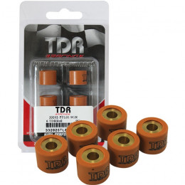 Rodillos TDR 20x12mm 13gr