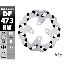 Disco de Freno Extreme Wave Booster / BW's Galfer