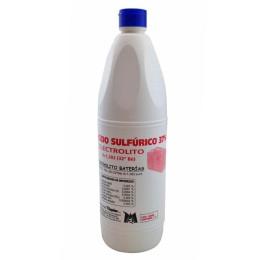 Acido de batería 1L ácido sulfúrico 37%