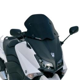 Cúpula Yamaha T-Max 530 2012 negro oscuro ErMax HyperSport