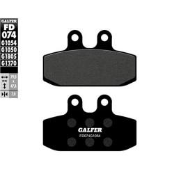 Pastillas de freno Galfer - Orgánico , Aprilia, KTM, Yamaha DT/DTZ 125