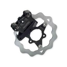 Disco de freno Galfer Kit-Oversize-Racing (incluye pinza radiál 4 pistones), Aprilia SR50