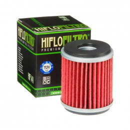 Filtro de aceite Hiflofiltro tipo original, Yamaha X-max125, WR125, YZ 450 F, MBK CityCruiser 125,