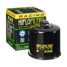 Filtro de Aceite HF204RC, motores Honda, Yamaha, Kawasaki. Motor Honda, CB, CBF, VFR, XRV 400/500/600.