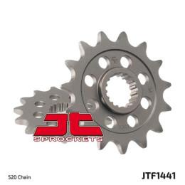 Piñon de acero 15 Dientes JT 1441, Suzuki RMZ / X 450