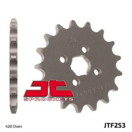 Piñon JT253 de acero con 17 Dientes NSR 50 / CRM 50