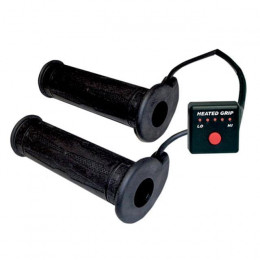 """Puños calefactables 5 posiciones puño 7/8"""" L=120mm Koso"""