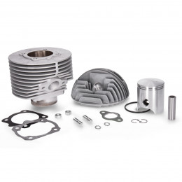 Cilindro Vespa Primavera 125cc a 130cc DR Racing Aluminio