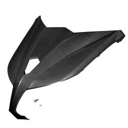 Y frontal de LEA Components en carbono, Yamaha T-Max  2013-2014