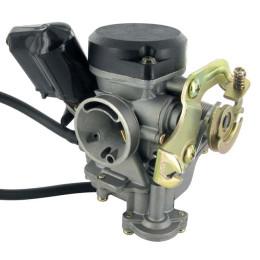 Carburador Motoforce RACING, 19mm,GY6 50cc/Kymco 4-T, chicle de alta : 76, baja 30