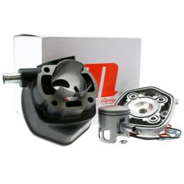 Cilindro (Kit) Motoforce Sport 70cc, Minarelli hor. LC, bulón 10