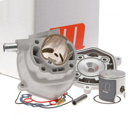 Cilindro (Kit) Motoforce ALU-RACING 70cc, Minarelli horizontal LC, d=47mm, bulón de 10mm