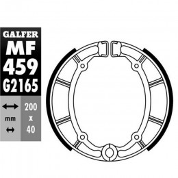Zapatas de freno MF459G2165 Galfer