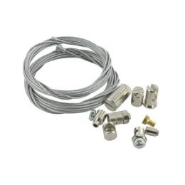 Reparador Motoforce cable de gas, embrague, universal (2x2,5m)