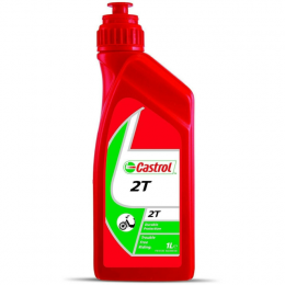 Aceite mezcla 2T 1L Castrol