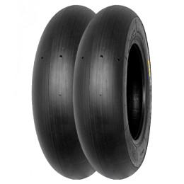 Juego de neumáticos 100/85-10 Slick PMT