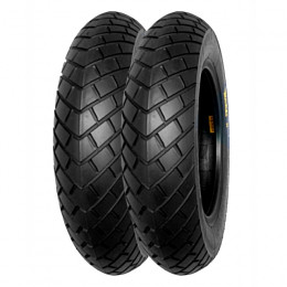 Juego de neumáticos 100/85-10 Lluvia PMT