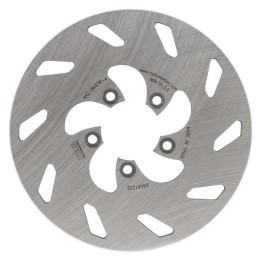 Disco de freno trasero NG BrakeDisc, Beta RR (98-03), RR-T (99-01), RK 6 (98-01), d.185mm, 5-agujeros