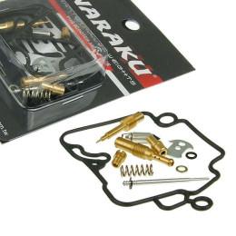 Kit reparacción carburador Naraku, GY6 50cc / 139QMA / 139QMB, para carburador de serie