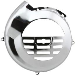 Tapa ventilación volante magnético cromada Vespa PK Olympia
