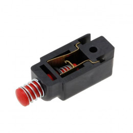 Interruptor stop pulsador rojo Olympia, Vespa PK, PX T5,TX, PE