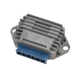 Regulador Vespa Olympia 5 conectores, Vespas con arranque eléctrico
