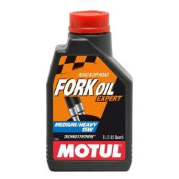 Aceite horquilla 15W 1L Motul Heavy