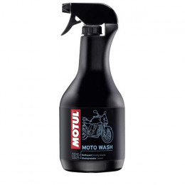 Limpiador Motul E2 Moto-Wash, limpia y protege, bote 1L