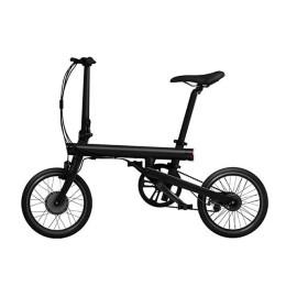 Bicicleta eléctrica plegable XIAOMI QiCycle EF1 negro