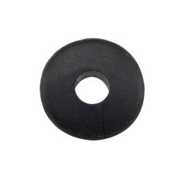 Goma varilla grifo gasolina RMS, color negro, Vespa Classics