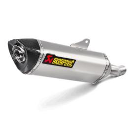 Escape Slip-On Line Honda CBR 500R (16-18), CB500F (16-18) (CE) Acero Inoxidable Akrapovic
