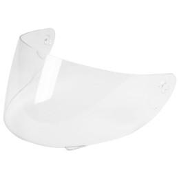 Visera para casco Stage6, homologado CE - transparente
