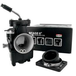 Kit carburador Stage6 R/T VHST 24mm, incluye tobera Viton® para sistema de admisión Stage6 R/T