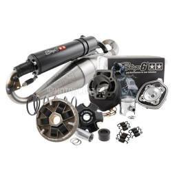 Kit Piaggio LC Stage6 Streetrace - cilindro Streetrace70cc, escape Pro Replica, variador Sport Pro, muelles embrague