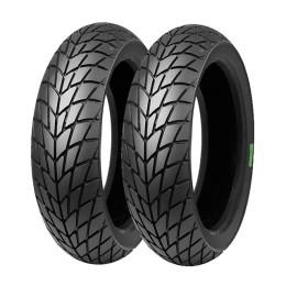 Juego neumáticos MC20 100/90-12+120/80-12 MITAS Monsum