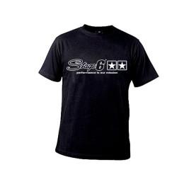 Camiseta Stage6  Negro