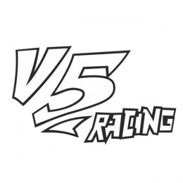 Kit pegatinas V5 RACING (PAR)