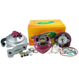 """Kit de Conversión AC - LC (H2O), con Cilindro (Kit) """"DuePlus"""", para motores Minarelli"""