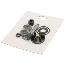 Kit Reparación Bomba de agua (original) reforzado Top Performance, incl. eje, cojinete, retén y volute, Piaggio