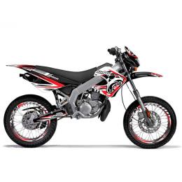Kit pegatinas Voca Derbi X-Race SM 03-07