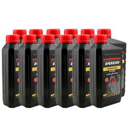 Caja 12 botes aceite mezcla 2T Speedfeed VOCA Racing Ricino