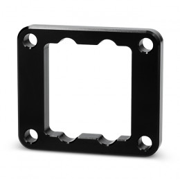 Suplemento CNC caja de laminas Yamaha DT 50 LC negro VOCA