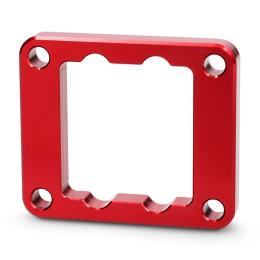 Suplemento CNC caja de laminas Yamaha DT 50 LC rojo VOCA