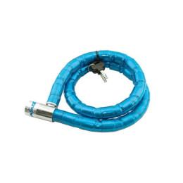 Candado de rótulas Snake Ø22mm x 1m de cadena