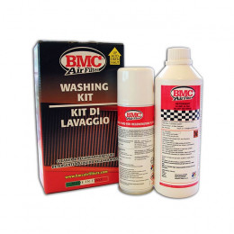 Kit de mantenimiento filtro de aire BMC spray