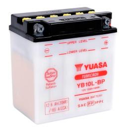 Bateria YB10L-BP Yuasa sin ácido