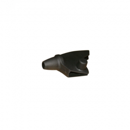 Goma soporte maneta embrague Pitbike YCF - Negro